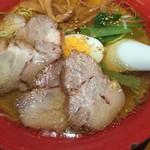 桜木屋 - 醤油チャーシュー麺