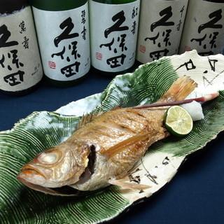 旬の味覚と新潟郷土料理を堪能!!