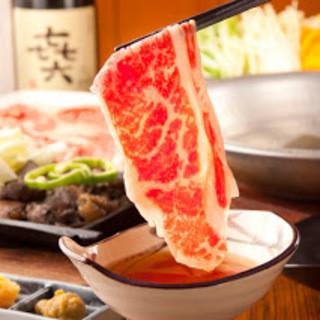 しゃぶしゃぶ食べ放題が人気♪京都駅前個室が充実♪