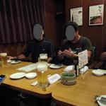 がんばれニッポン馬肉道場 馬喰ろう - その他写真:卓上の様子