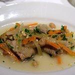 インカント - 鰻と香味野菜の甘酸っぱいスカペーチェ