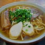 田そば  - 田そば(大) 750円