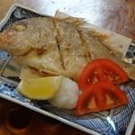 和食乃沙都使 - 鯛の揚げ物