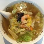 明華園 - 広東麺 850円