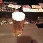 ジークック - お疲れセットの生ビール