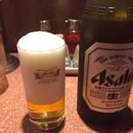 タケちゃん - ビールはDRYでした^ ^
