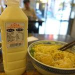 沾仔記 - 豆乳を追加注文