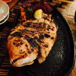 うら庭 - レンコ鯛