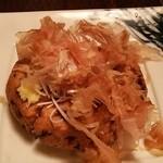蕎麦処 多賀 - 自家製がんも600円。