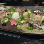 源平寿司  - お刺身盛り合わせ