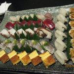 源平寿司  - おまかせにぎり鮨