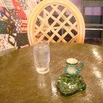 さくらんぼ - テーブル