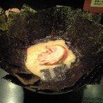 ラーメン専門店 小川 - 海苔を整理するとこんな感じです