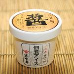 京宝亭 - 料理写真:佃煮アイスクリーム  ¥300円(税込み)