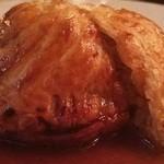 オー・コアン・ドゥ・フー - 料理写真:鴨肉とイベリコ豚とフォアグラのパイ包み