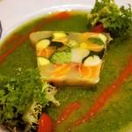 42340225 - 鮭・鯛・彩り野菜セリー寄席