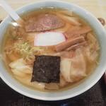 42341310 - ワンタン麺 温 720円