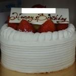パルテール - 生デコレーションケーキ