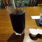 スギーズカフェバー - アイスコーヒー