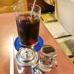 えどや - アイスコーヒー