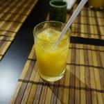 いけす割烹谷久 - おまけのジュース