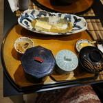 いけす割烹谷久 - 鯖みそ煮定食
