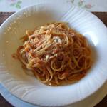 ラ・エトワール  - 鶏肉,トマトの南仏風ミートソース