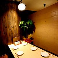 3~10名様掘りごたつ・ウッドロッジ個室
