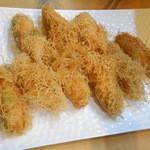 Chinese Tapas Hachi - 海鮮春巻き