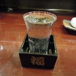 アジト - 冷酒(獺祭)