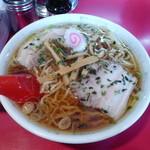 龍上海 - 赤湯ラーメン