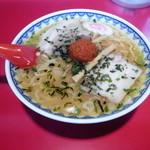 龍上海 - から味噌ラーメン