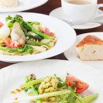 トラットリア ガヴェ - 大人気【パスタランチ¥1500】はお好きなパスタ・ドルチェのチョイスが可能