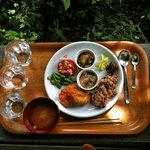 オーガニックレストラン シャロム -