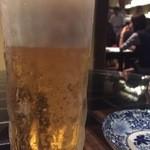 Yakitoriakira - 生ビール