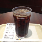 ドトールコーヒーショップ - アイスコーヒー S 220円