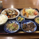 金華亭 - 酢豚ランチ