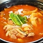 韓国家庭料理 済州 - ◇10周年記念メニュー◇鴨湯(オリタン)
