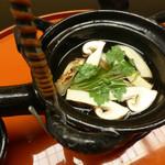 42355160 - 9月:お椀(松茸土瓶蒸し、甘鯛、巻き海老)