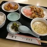 42355560 - 日替わり定食(810円)2015年9月