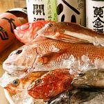 越後屋 三太夫 - 【築地仲卸】早朝買い付けた旬の鮮魚を毎日お届け。