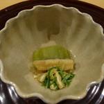 42355809 - 9月:伊豆なす、うなぎの煮物