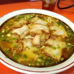 味軒食堂 - 料理写真:特製ラーメン450円