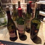 肉バル NORICHANG - ワインの飲み放題