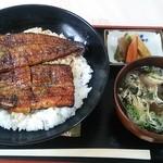 42359106 - うなぎ丼(一本)2100円