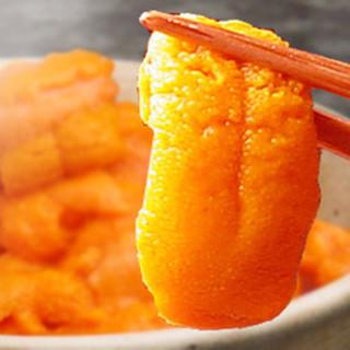 福伸 - 料理写真:今からの海胆も甘さ抜群。うに丼好きにはたまらない!