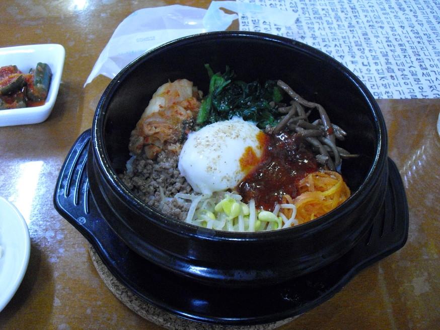 韓国家庭料理 SOKKI