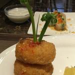 タイレストラン タニサラ - トーマンクン(エビのすり身揚げ)