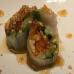 タイレストラン タニサラ - 生春巻