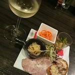 百 -hyaku- - 前菜
